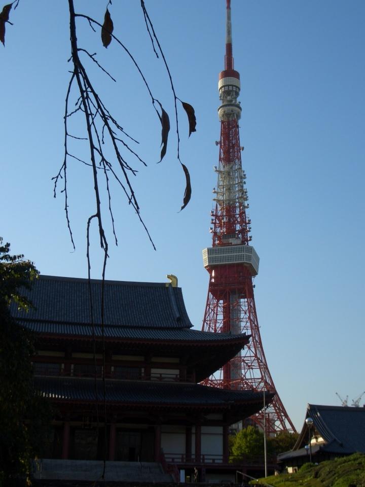 tokyotower-zojoji