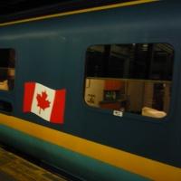 カナダ横断鉄道